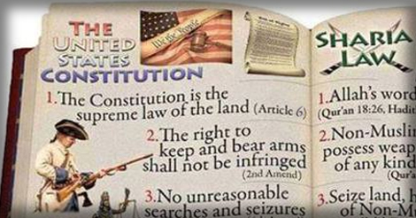 sharia versus constitution