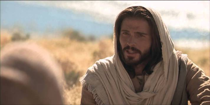 jesus preaching sermon
