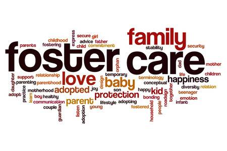 Foster Care Collage