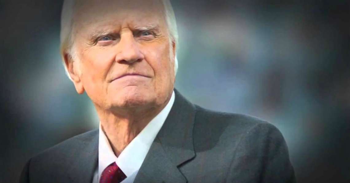 Billy Graham Pic