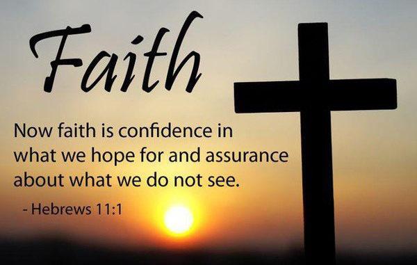 Faith Hebrews 11