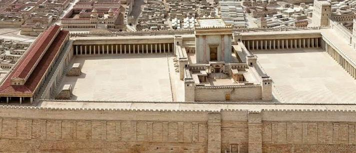 Temple at Jerusalem