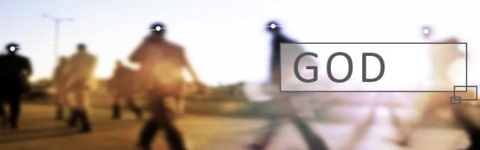 god banner