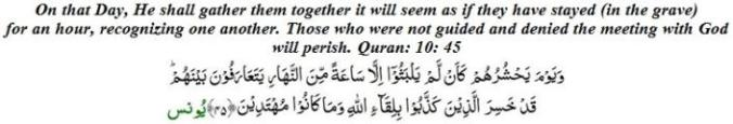 Quran day of judgment