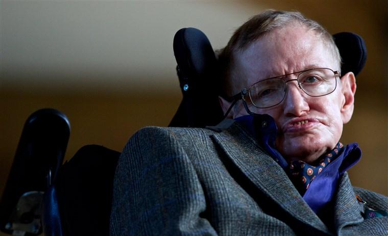 Stephen Hawking Pic