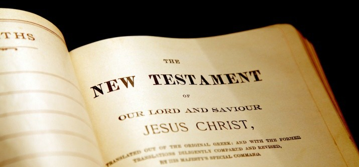 The New Testament Cover Page