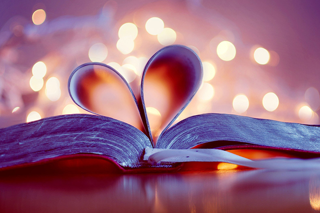 Bible Pages in Shape of Heart Love.jpg