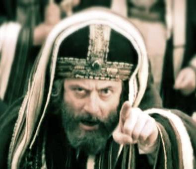 Pharisee Pointing