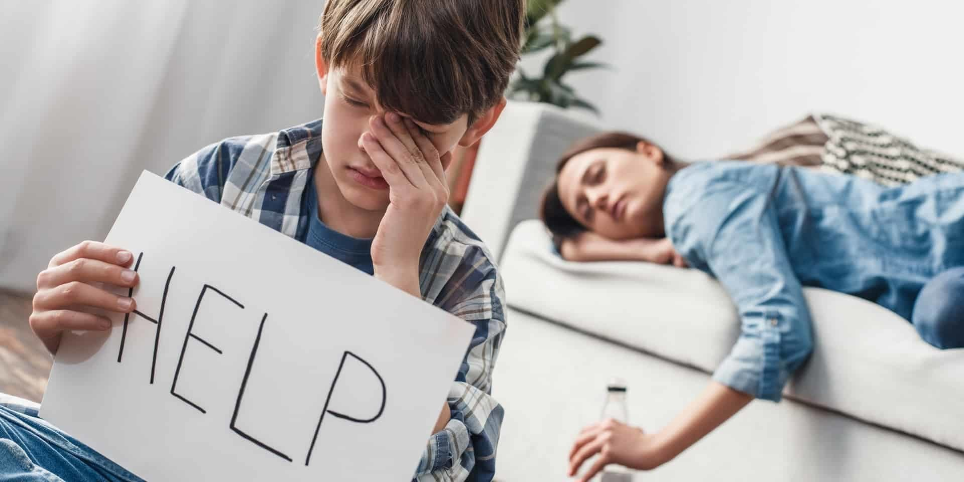 Kids of Addicted Parents